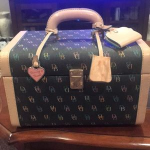 Dooney and Bourke Vintage Train case